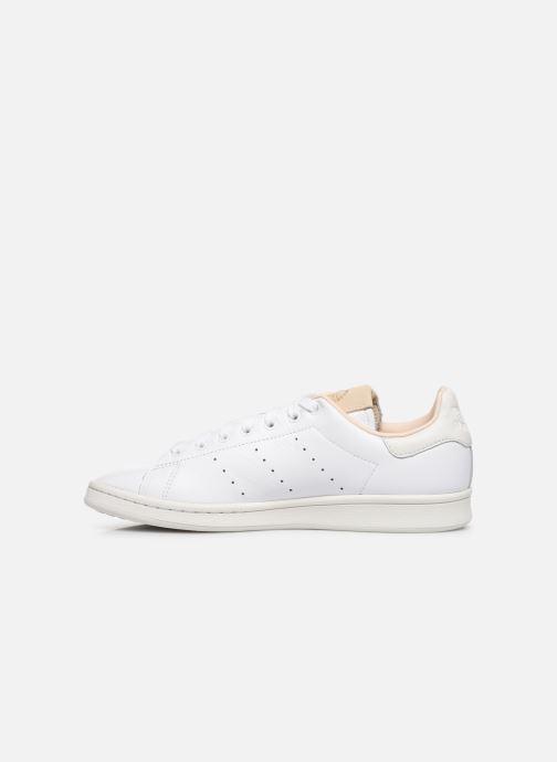 Sneakers adidas originals Stan Smith Hvid se forfra