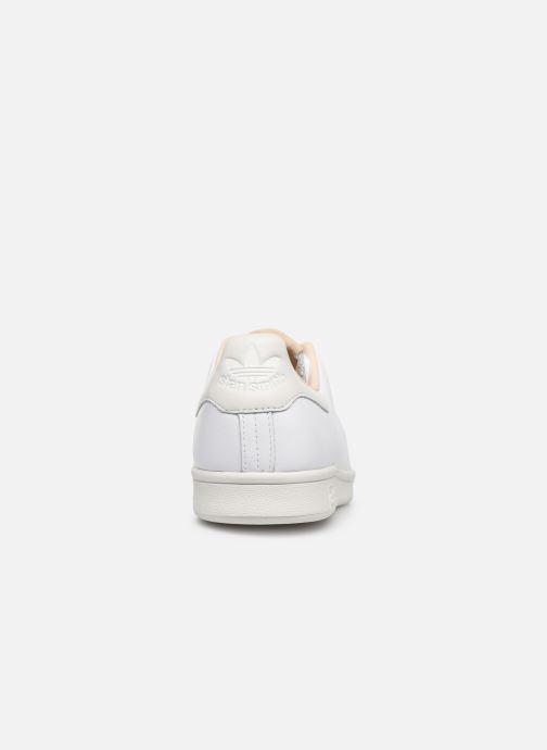Sneakers adidas originals Stan Smith Vit Bild från höger sidan