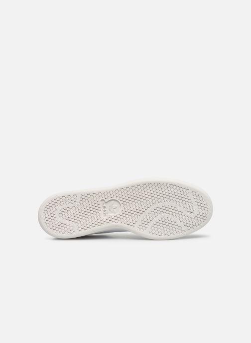 Sneaker adidas originals Stan Smith weiß ansicht von oben