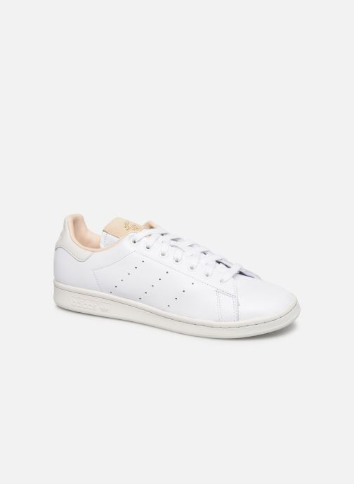 Sneakers adidas originals Stan Smith Vit detaljerad bild på paret