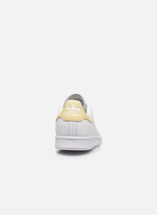 Deportivas adidas originals Stan Smith Blanco vista lateral derecha