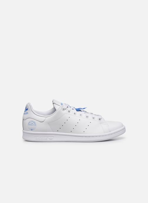 Baskets adidas originals Stan Smith Blanc vue derrière