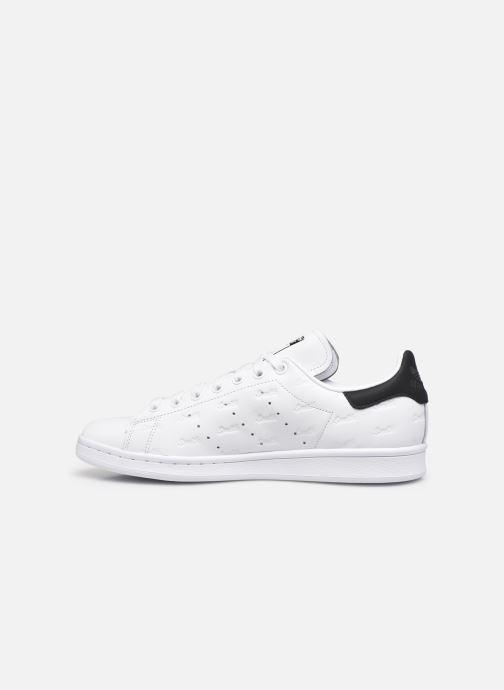 Sneakers adidas originals Stan Smith Nero immagine frontale