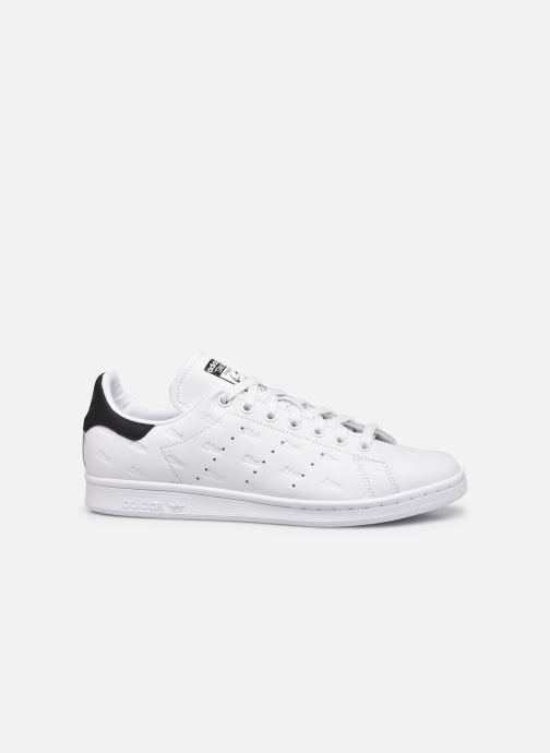 Sneaker adidas originals Stan Smith schwarz ansicht von hinten