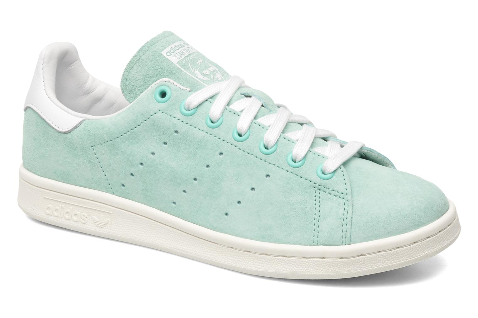 Baskets Adidas Originals Stan Smith Vert vue détail/paire