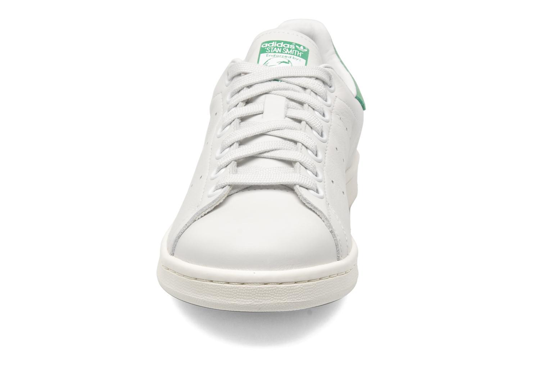 Baskets Adidas Originals Stan Smith Blanc vue portées chaussures