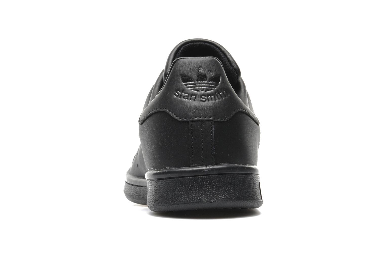 Deportivas Adidas Originals Stan Smith Negro vista lateral derecha