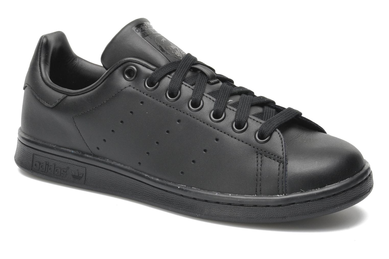 Deportivas Adidas Originals Stan Smith Negro vista de detalle / par