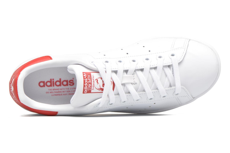 Deportivas Adidas Originals Stan Smith Blanco vista lateral izquierda