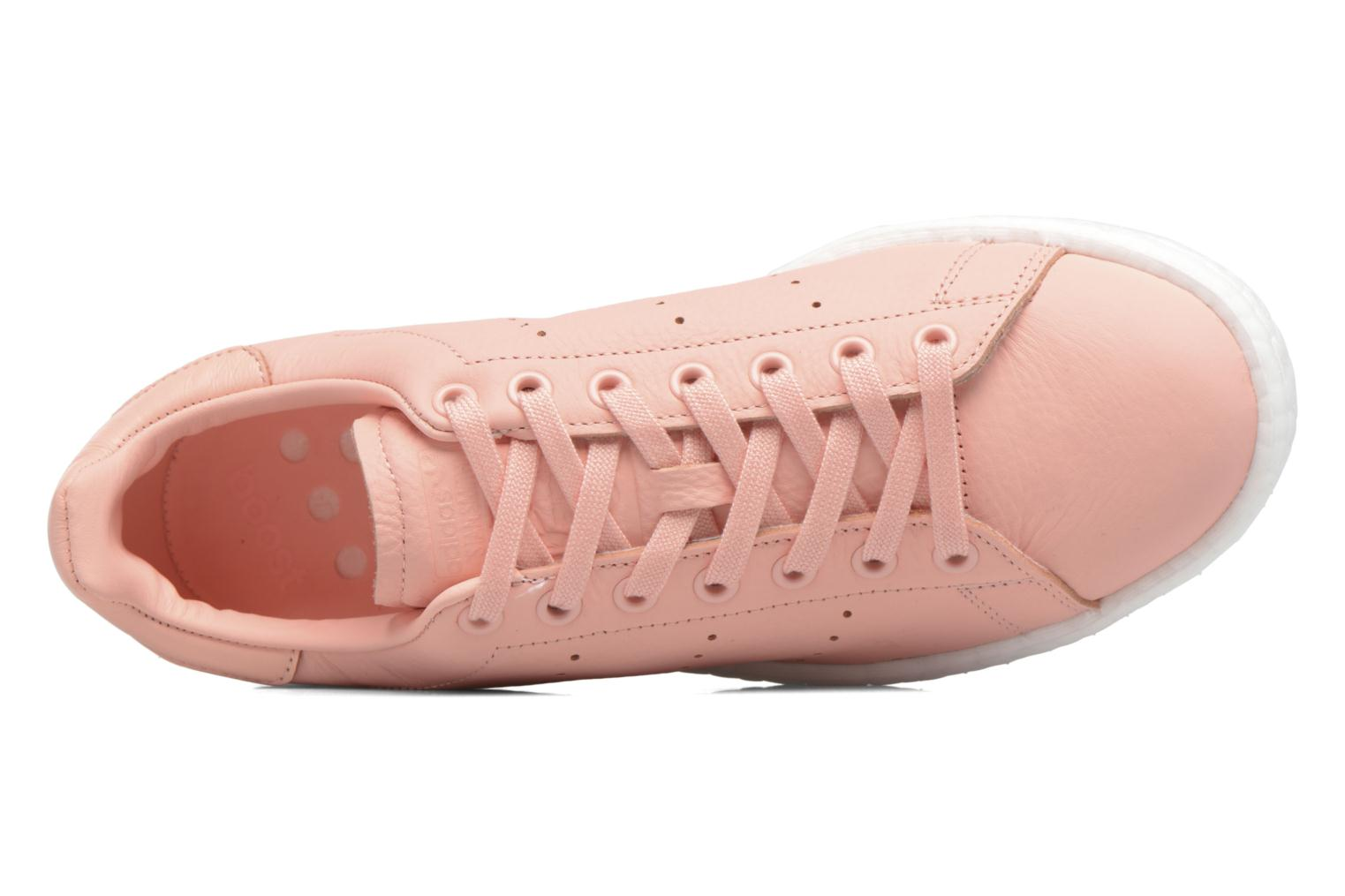 Sneaker Adidas Originals Stan Smith W rosa ansicht von links
