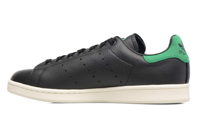 Sneaker Adidas Originals Stan Smith grün ansicht von vorne