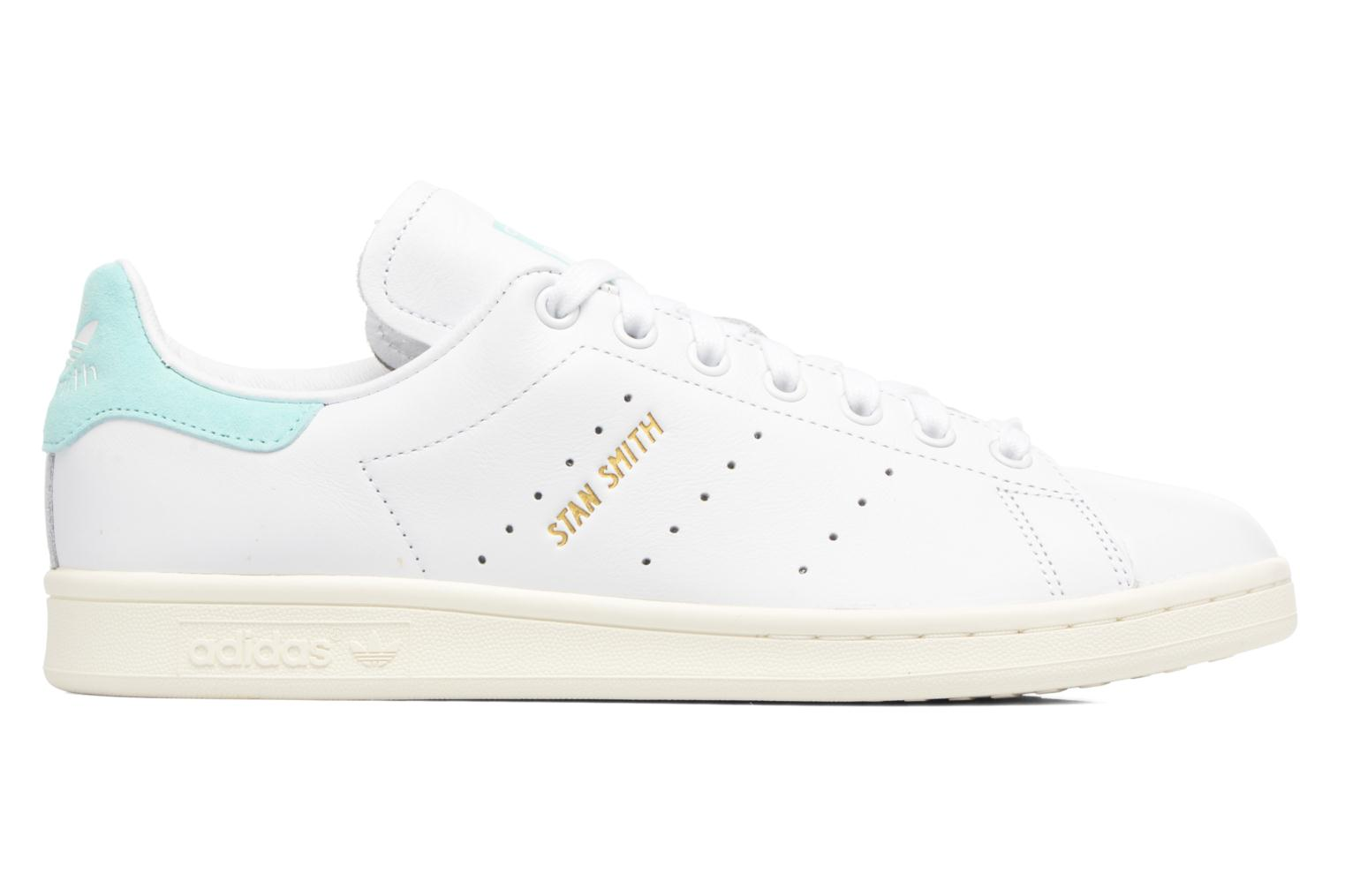 Baskets Adidas Originals Stan Smith Bleu vue derrière