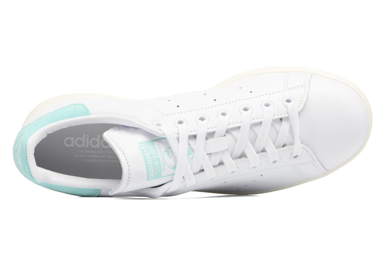 Baskets Adidas Originals Stan Smith Bleu vue gauche