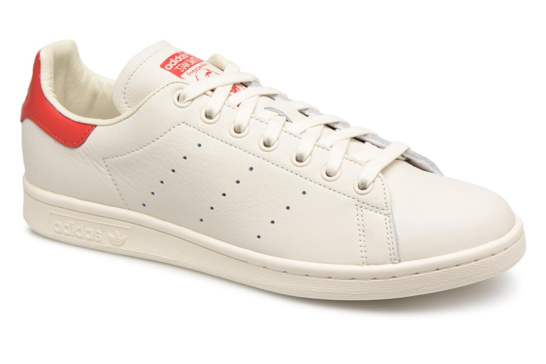 Adidas Originals Stan Smith (Blanc) - Baskets en Más cómodo Réduction de prix saisonnier, remise