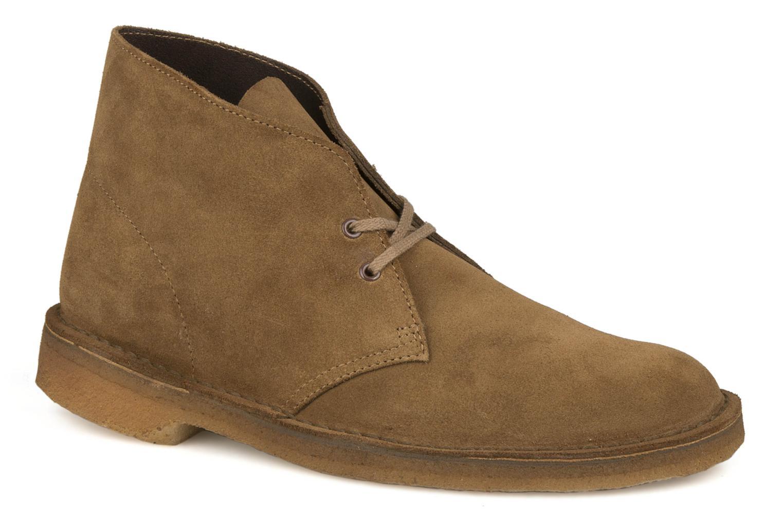 Clarks Desert Boot M (Marron) - Bottines et boots en Más cómodo Dernières chaussures discount pour hommes et femmes