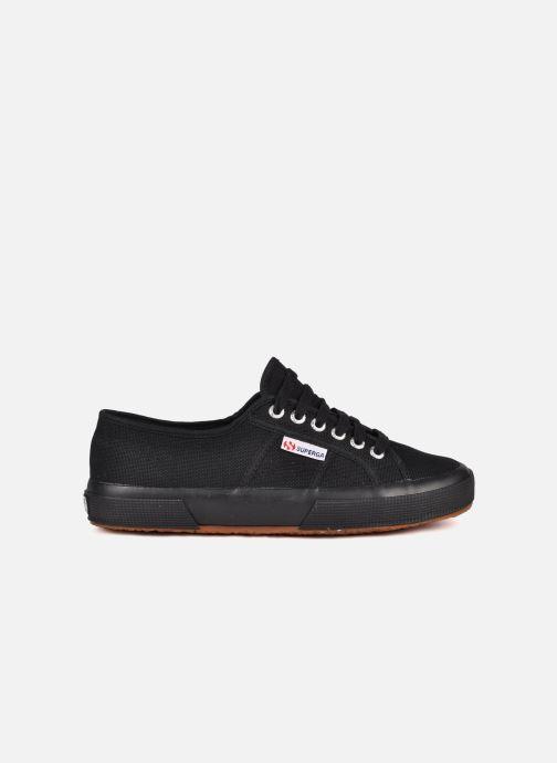 Sneakers Superga 2750 Cotu M Zwart achterkant