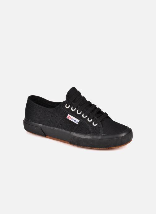 Sneakers Superga 2750 Cotu M Zwart detail
