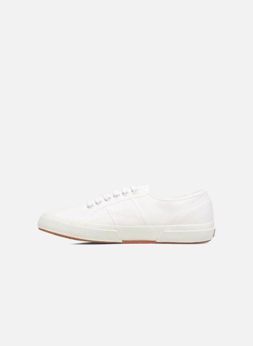 Sneakers Superga 2750 Cotu M Bianco immagine frontale