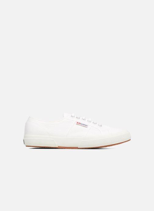 Sneaker Superga 2750 Cotu M weiß ansicht von hinten