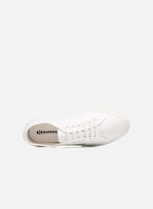 Sneakers Superga 2750 Cotu M Bianco immagine sinistra