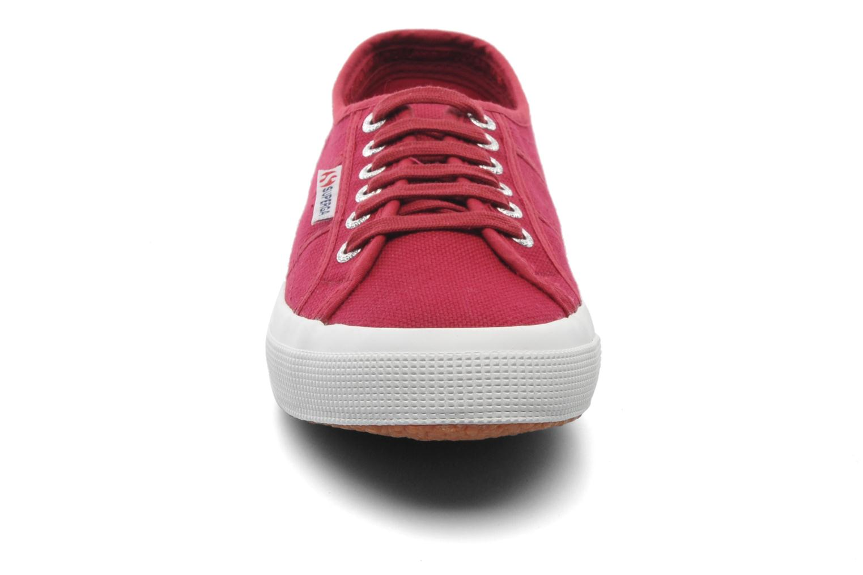 Sneakers Superga 2750 Cotu M Vinröd bild av skorna på