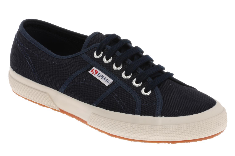 Sneakers Superga 2750 Cotu M Blauw detail