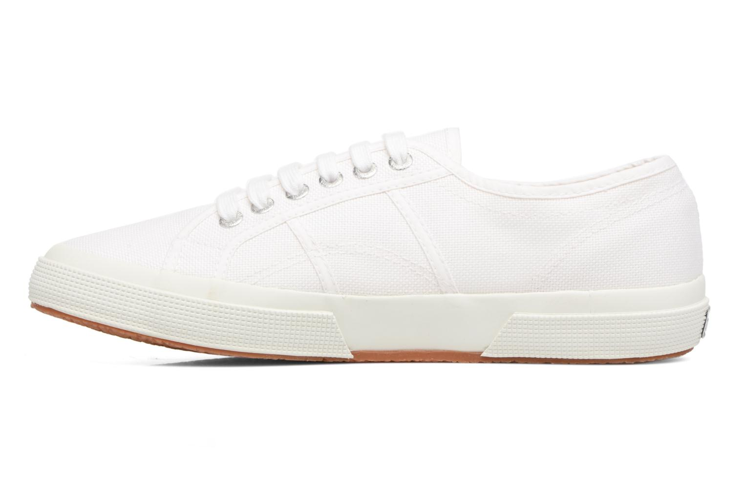 Baskets Superga 2750 Cotu M Blanc vue face