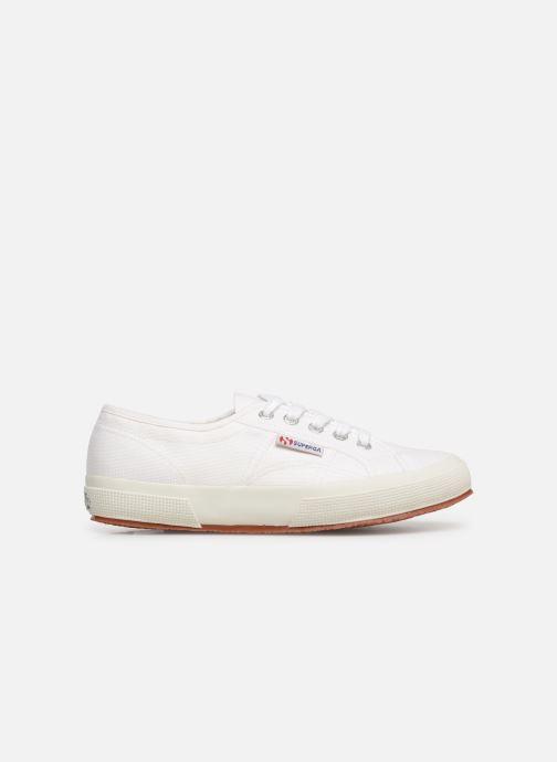 Sneaker Superga 2750 Cotu W weiß ansicht von hinten