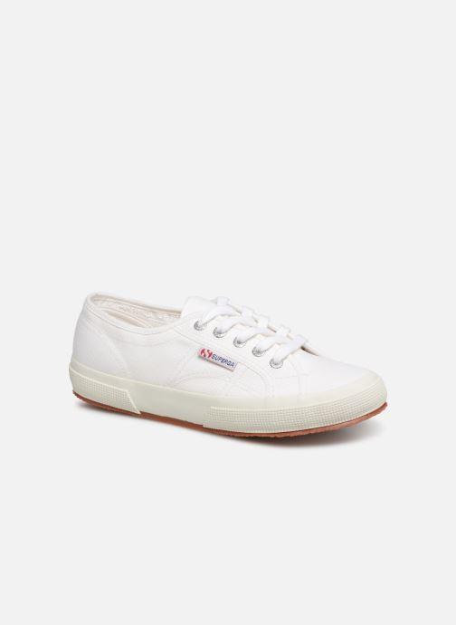 sports shoes 586ea 86d8e Baskets Superga 2750 Cotu W Blanc vue détail paire