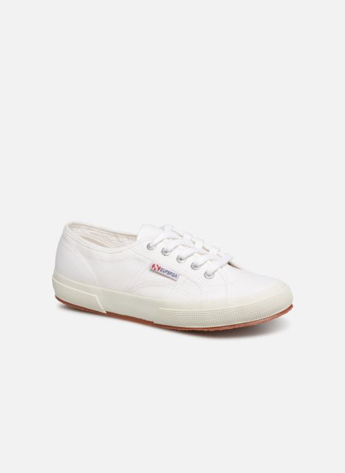 Sneaker Superga 2750 Cotu W weiß detaillierte ansicht/modell