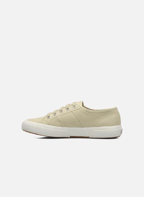 Sneakers Superga 2750 Cotu W Beige voorkant