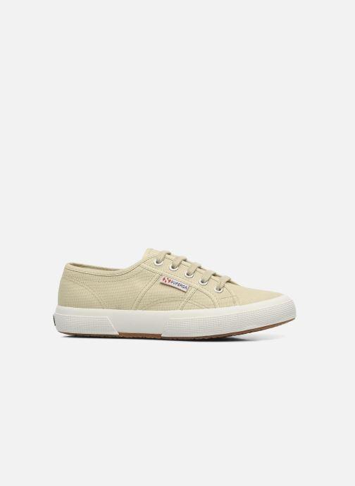Sneakers Superga 2750 Cotu W Beige achterkant