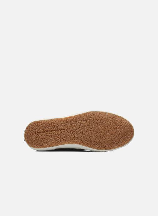 Sneakers Superga 2750 Cotu W Beige immagine dall'alto
