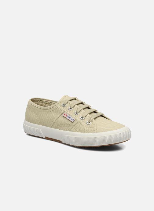 Sneakers Superga 2750 Cotu W Beige detaljerad bild på paret