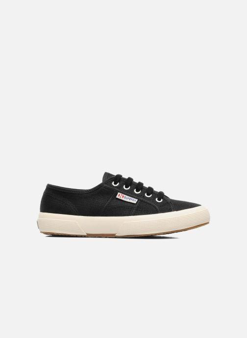 Sneakers Superga 2750 Cotu W Zwart achterkant