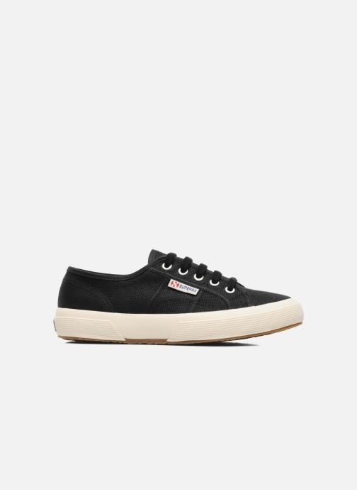 Sneaker Superga 2750 Cotu W schwarz ansicht von hinten