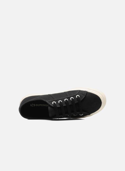 Sneakers Superga 2750 Cotu W Nero immagine sinistra