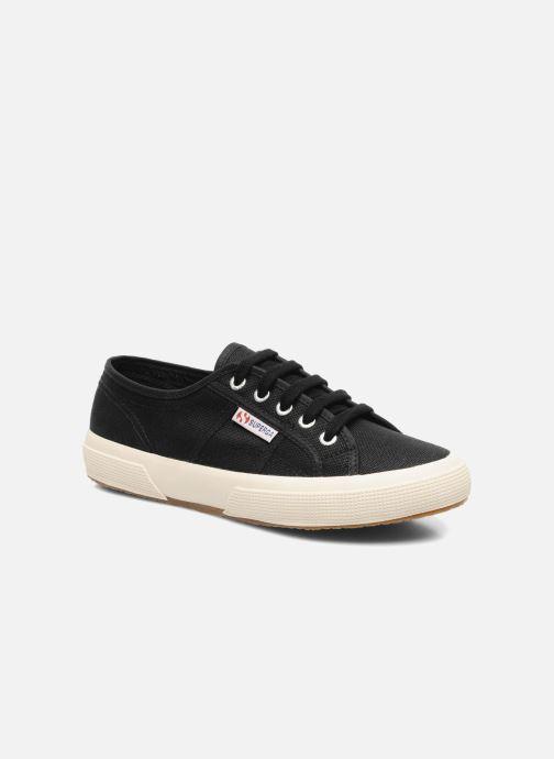 Sneaker Superga 2750 Cotu W schwarz detaillierte ansicht/modell