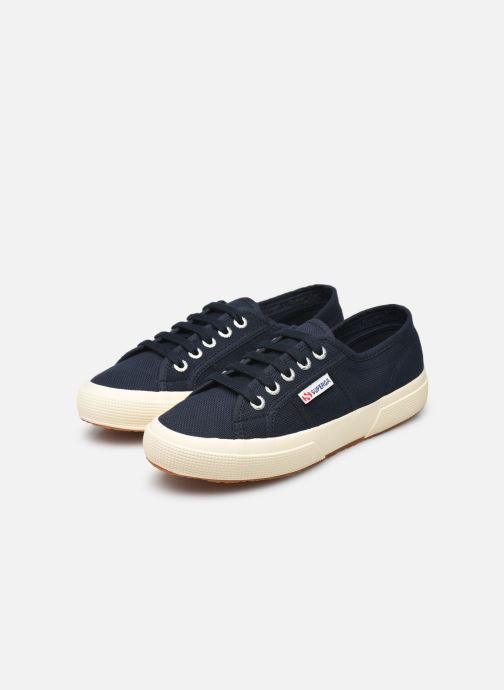 Sneakers Superga 2750 Cotu W Blauw onder
