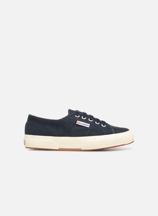 Sneakers Superga 2750 Cotu W Blauw achterkant