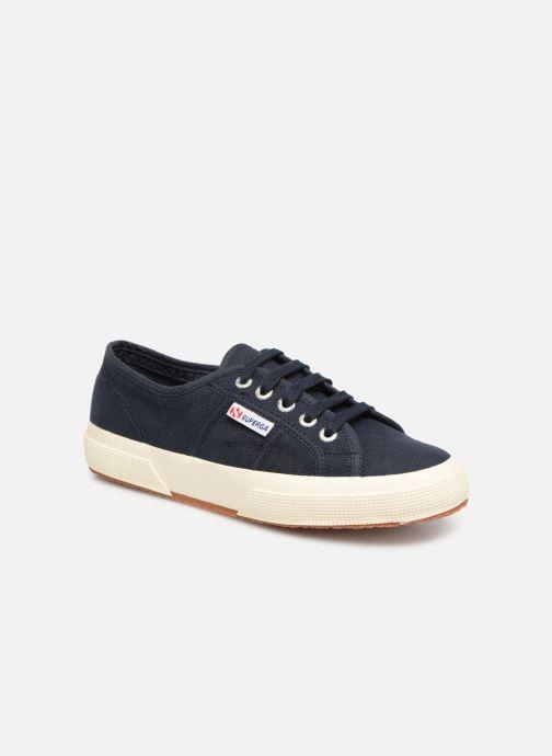 Sneakers Superga 2750 Cotu W Blauw detail