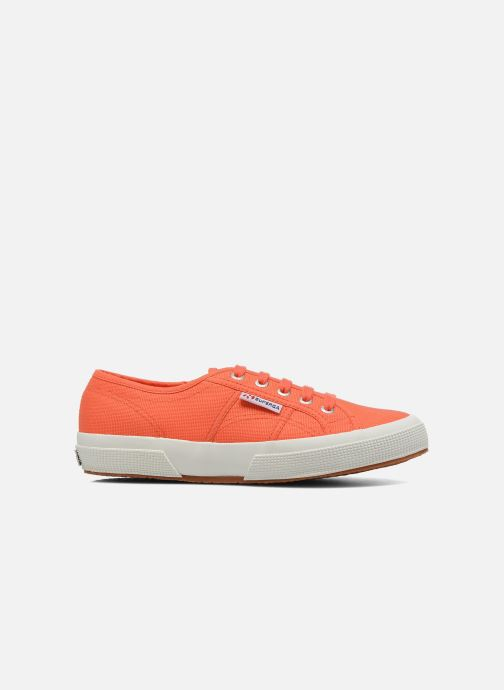 Sneakers Superga 2750 Cotu W Arancione immagine posteriore