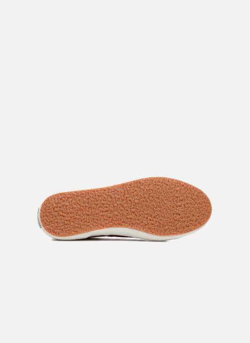 Sneakers Superga 2750 Cotu W Rosso immagine dall'alto