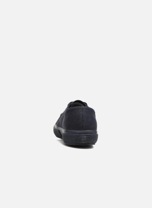 Baskets Superga 2750 Cotu W Bleu vue droite
