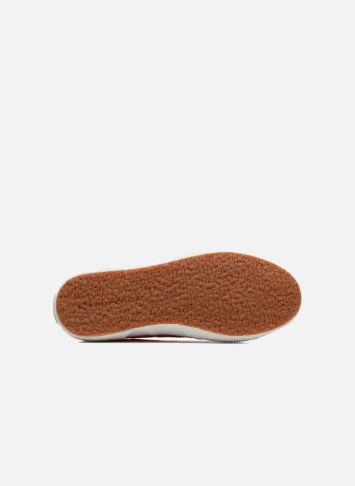 Sneakers Superga 2750 Cotu W Rosa immagine dall'alto