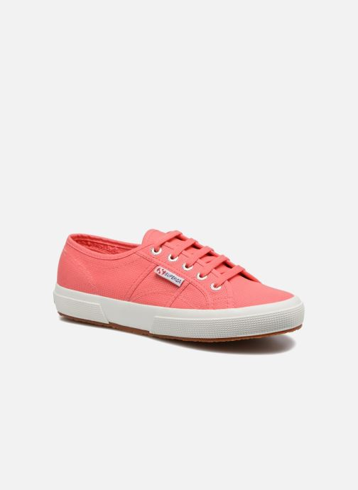 Baskets Superga 2750 Cotu W Rose vue détail/paire