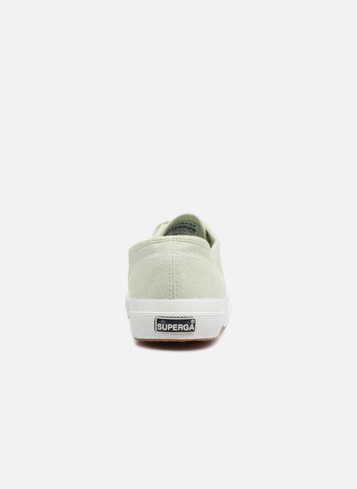 Baskets Superga 2750 Cotu W Vert vue droite