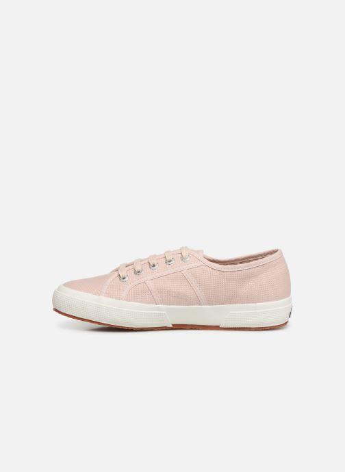 Sneaker Superga 2750 Cotu W rosa ansicht von vorne