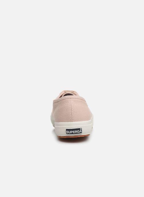 Sneaker Superga 2750 Cotu W rosa ansicht von rechts