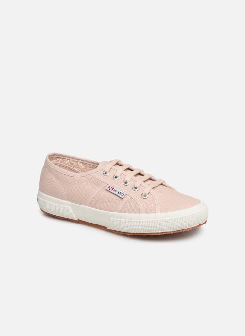 Sneaker Superga 2750 Cotu W rosa detaillierte ansicht/modell